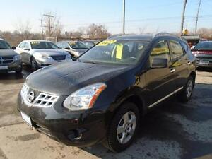 2013 Nissan Rogue S AWD!! WWW.PAULETTEAUTO.COM APPLY TODAY!!