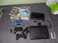 Ps3 £150 500GB Includes Amazing Spiderman 1
