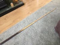 Wooden snooker cue for sale. Very good condition