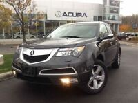 2013 Acura MDX Technology Package