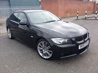 BMW 325D E90 MSport, FSH 10 Stamps, Family Owned, £4,250