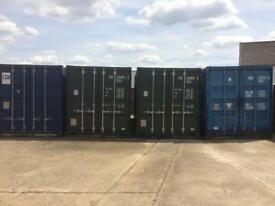 20ft Storage Containers To Rent. Secure & Dry, Located in Chelmsford