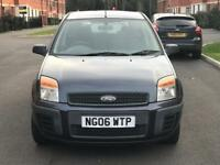 AUTOMATIC FORD FUSION STYLE CLIMATE S-A 5 DOOR HATCHBACK 1.4 PETROL
