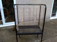 Parrot budgie cage