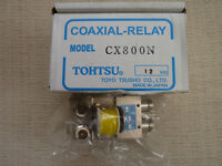 Tohtsu CX800N Coaxial Relay