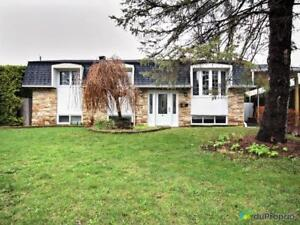 329 900$ - Bungalow à vendre à St-Bruno-De-Montarville
