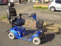 MERCURY NEO 8 8MPH ROAD LEGAL SCOOTER GREAT CONDITION WITH CANOPY
