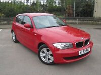 2010 BMW 1 Series 2.0 118d ES 5dr Diesel~Boston Lemon Leather~BMW Hist~Warranty**A Must view FIRST**