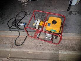 Portable 2KVA Petrol Frame Generator