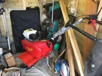 Honda rotavator as new only used for 2 hours