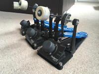 Roland KD-7 Kick Drum Pad + Bigdog PRO Pedal (3 available)