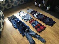 Bundle of children's clothes age 5/6