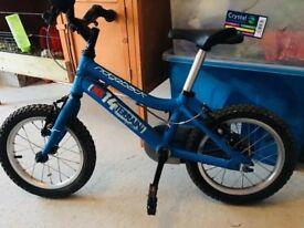 Ridgeback MX14 Kids Bike, Excellent Condition