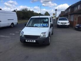 FORD TRANSIT CONNECT 2011 SIDE LOADING DOOR 12 MONTH MOT ALLOYS CLEAN VAN £2995