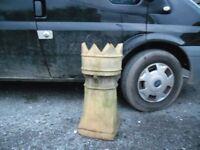 chimney pot plant pot con deliver