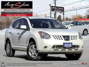 2010 Nissan Rogue AWD ONLY 91K! **NEW TIRES** CLEAN CARPROOF