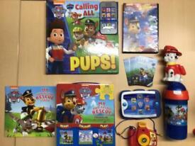 Paw Patrol Fan Toys