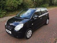 2011 KIA PICANTO £30 A YEAR TAX 29k MILES FULL HISTORY 1 OWNER STILL IN WARRANTY