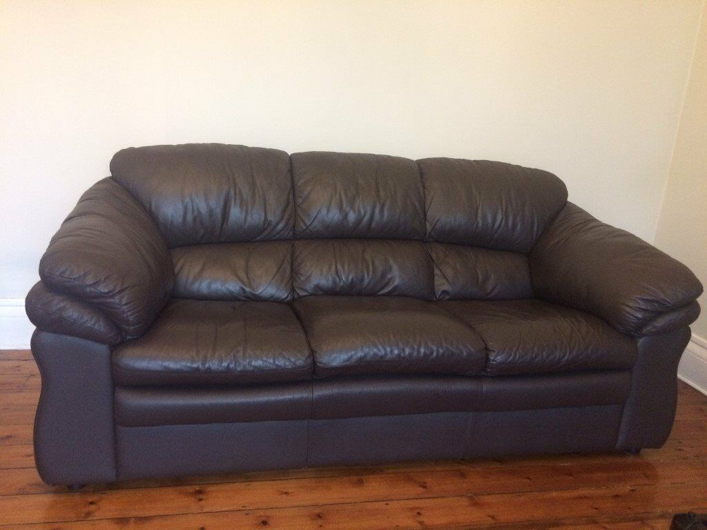 Comfy leather sofa - Leather Sofa Armchair Cool Comfy