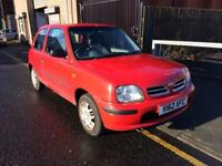 NISSAN MICRA 1.0 Profile 3dr (red) 1999