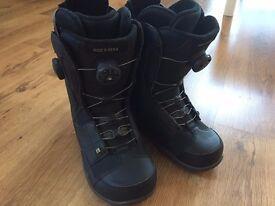 Ride Hera Boa Coiler Womens Snowboard Boots - UK size 5.5 (US 8, EU 39) - LIKE NEW!