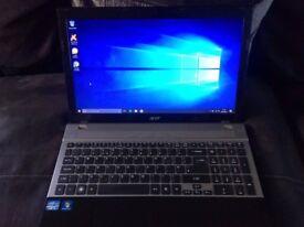 "Acer Aspire V3-571 15.6"" i3 2.40GHz 750GB 8GB HDMI USB 3.0 Windows 10"