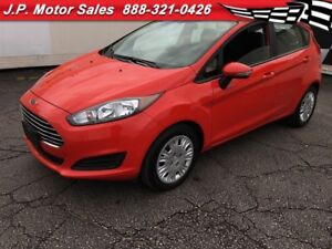 2014 Ford Fiesta SE, Automatic, Bluetooth, Only 40,000km