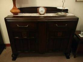 Art Deco Sideboard. Fab condition.