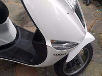 Yamaha XC delight 115