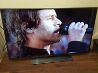 LG 55 Inch Full 1080p Smart 3D LED TV With Freeview HD + Sound Bar (Model 55LF652)!!!