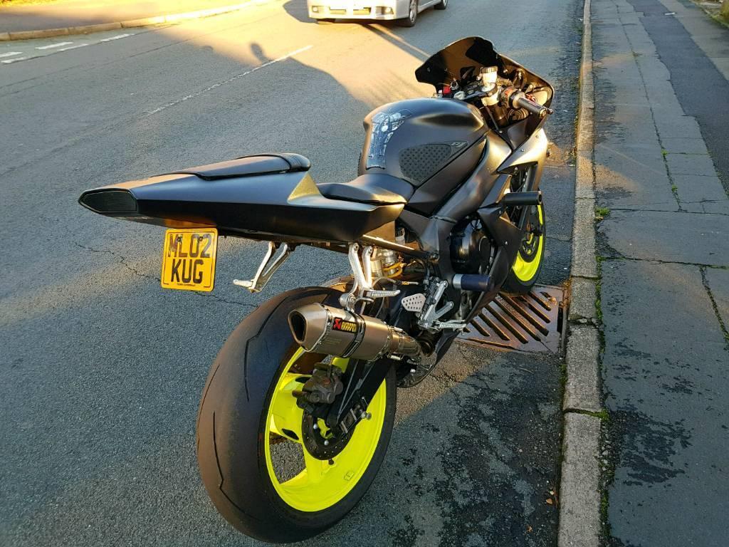 Yamaha R1 2002 Mileage 12k Stoke on trent