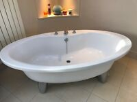 Freestanding Bath (taps included) - GREAT CONDITION