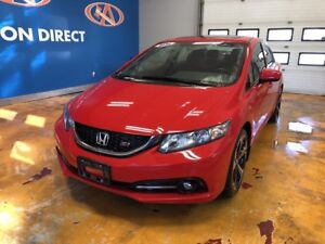 "2014 Honda Civic Si NAVI/ POWER SUNROOF/ 18"" ALLOYS/ BACK-UP CAM"