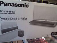 PANASONIC DYNAMIC SOUND FOR HDTVS