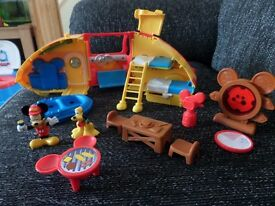 Mickey Mouse Clubhouse Campervan