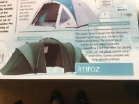 Relum IMROZ cotton domed 2 bed tent ⛺️