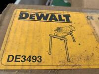 Dewalt DE3493 saw stand