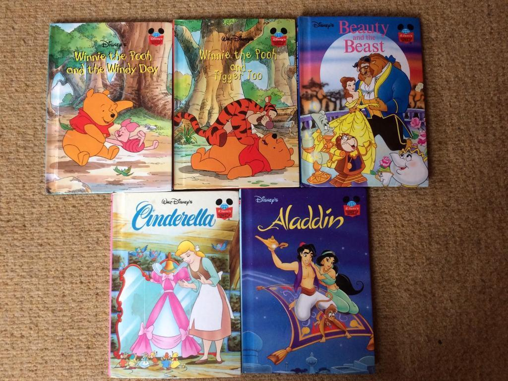 Classic Disney Book Collection