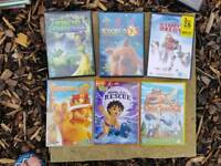 Kids DVDs Lots To Choose From!