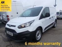 Ford Transit Connect 1.6 TDCi 125 270 SWB Limited Edition