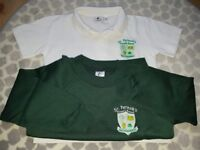 St. Patrick's PS P1 uniform