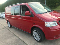 VW T5 T30 1.9 TDI (Loads of extras just read) Amazing van Stunning REDUCED, BARGAIN