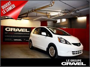 2010 Honda Fit LX A/C MAGS CRUISE