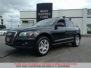 2012 Audi Q5 2.0T Premium | PANORAMIC SUNROOF | MOCHA LEATHER