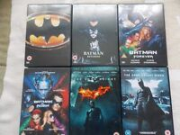 batman film collection