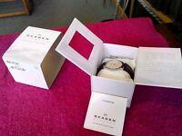 Skagen watch, boxed, as new