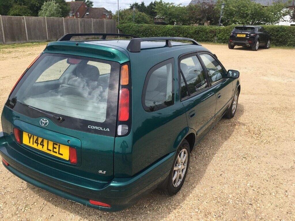 Toyota corolla estate GLS | in Blandford Forum, Dorset | Gumtree