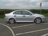 06 saab 93 1.9 tidi vector sport automatic t diesel silver 4 dr 150 b h pwr retired owner v clean