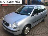 2003 Volkswagen Polo 1.4 S 3dr (a/c) # 6 Months MOT # Cheap Insurerence #
