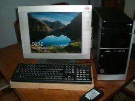 HP Pavilion 500-141 aa in an excellent condition . £175.00 ONO
